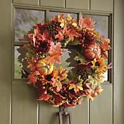 bountiful beautiful wreath