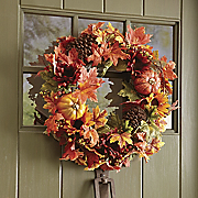 bountiful beautiful wreath