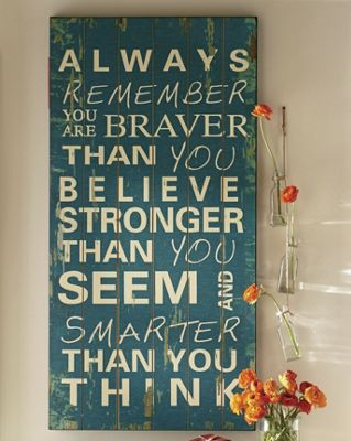 Always Remember… Sign