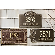 Address Signs,...