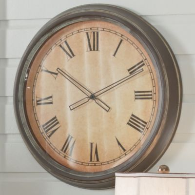 Wilshire Wall Clock