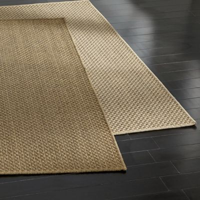 Basket Weave Anywhere Rug