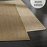 basket weave anywhere rug
