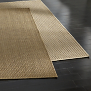 Basketweave Indoor/Outdoor Rug