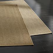 Basketweave Indoor/Outdoor Rug