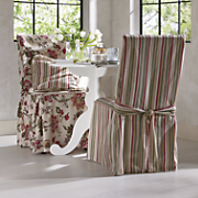 harmony coordinates dining chair slipcover and tablecloth