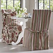 harmony coordinates dining chair slipcover