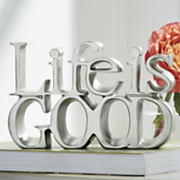 life is good sign