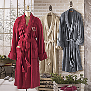 Personalized Unisex Plush Robe