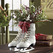 Ice Skates Centerpiece