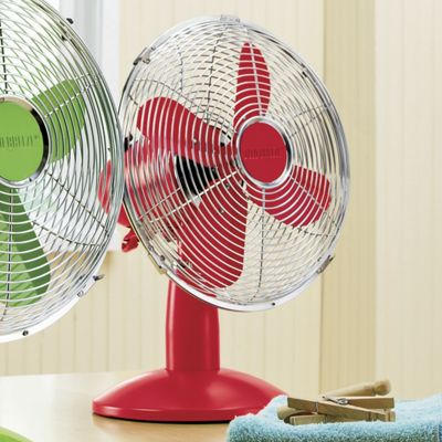 Deco Breeze<sup class='mark'> &trade;</sup>Cherry Cooler Tabletop Fan