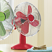 Cherry Cooler Tabletop Fan By Deco Breeze