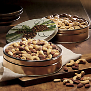 jumbo cashews and mixed nuts