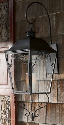 Wall-Mount Candle Sconce