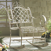 bordeaux garden rocker