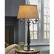 candlestick table lamp 165