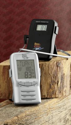 Remote Single Probe Digital BBQ Thermometer