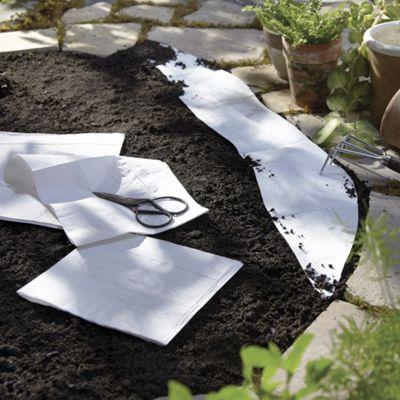 Set of 4 Garden Seed Mats