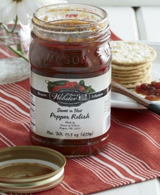 Sweet Hot Pepper Relish