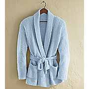 shawl collar lounge robe jacket