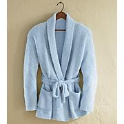 shawl collar lounge robe jacket