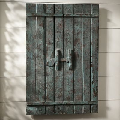 barn door wall d cor from through the country door 42493
