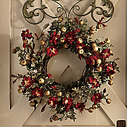Mountain Apple Wreath