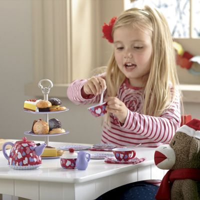Complete Tea Party For Two Set