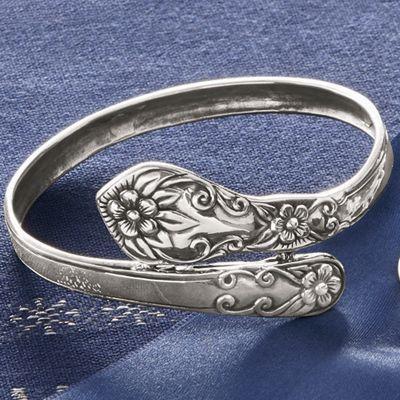Sterling Silver Keepsake Jewelry Bracelet