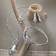 Sterling Silver Keepsake Jewelry