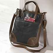 Mayfair Leather Tote
