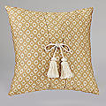 Elmwood Square Pillow