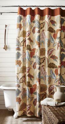 Elmwood Shower Curtain