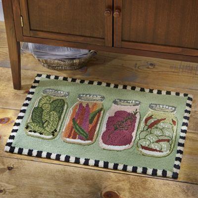 Indoor/Outdoor Pickles Mat