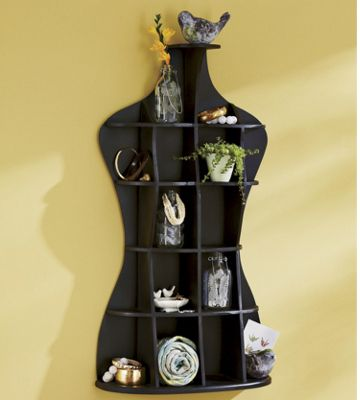 Mannequin Shelf