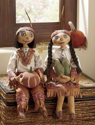 Native American Figurines
