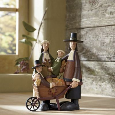 Pilgrims Pride & Joy Figurine