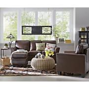 Braddock Sofa, Loveseat, Chair and Ottoman