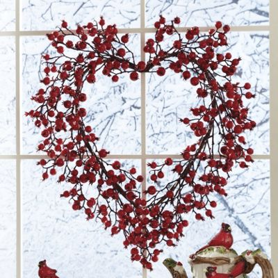 Christmas Love Wreath