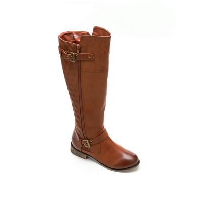 Quilt-Back Boot by Classique