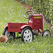 personalized pedal tractor