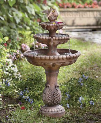 Wellington Fountain