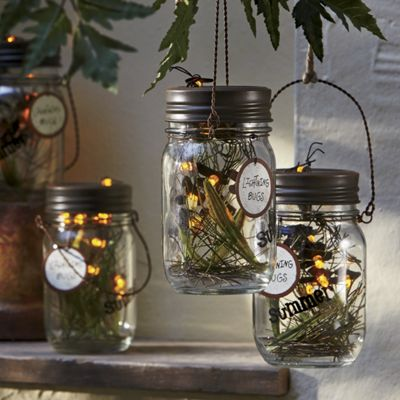 Firefly Fantasy Jar Light