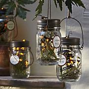 firefly fantasy jar light