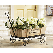 personalized wagon