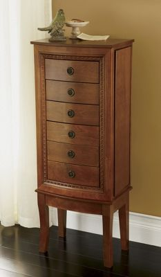 Maplehurst Jewelry Armoire