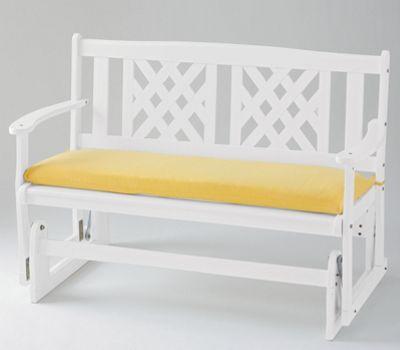 Pattern Perfect Bench Cushion