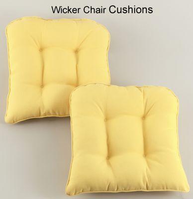 Pattern Perfect Chair/Rocker Cushion