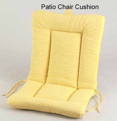 Pattern Perfect Patio Chair Cushion