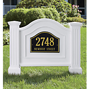 nantucket address stand